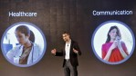 Sundar Pichai Speaking At The Android One Launch