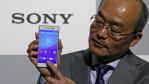 Xperia Z4 and CEO Hiroki Totoki