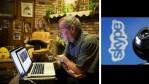Skype and a Nobel Prize-Winning Skype User