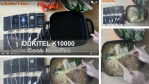 Oukitel K10000 Cooks Noodles