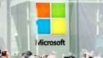 Crowds Queue For Opening Of Australia's First Microsoft Store