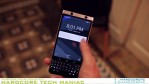 BlackBerry KeyOne with physical keyboard