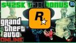 GTA V Online Bonus