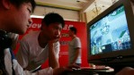 People Visit A Software Exhibition In Beijing