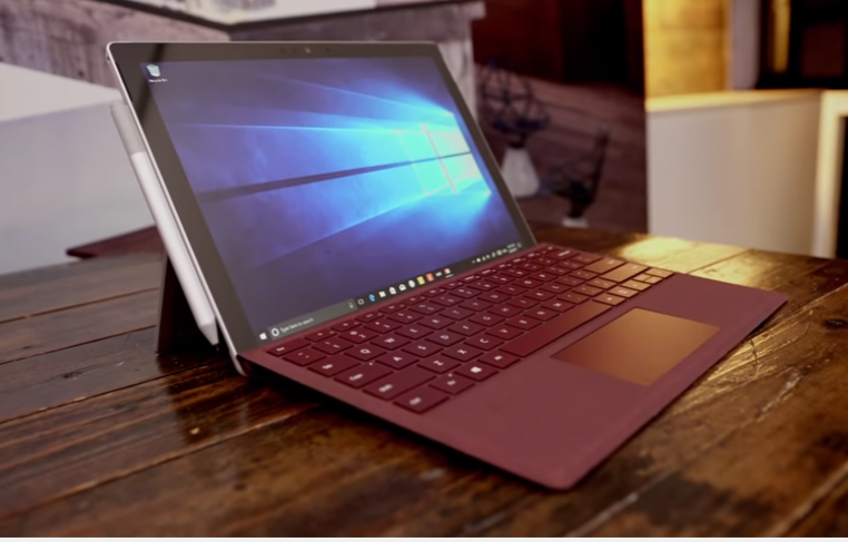 Microsoft launches Surface Pro 2-in-1 device