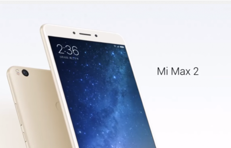 Xiaomi Mi Max 2 Launched