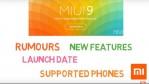 Xiaomi's MIUI 9