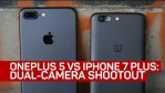 OnePlus 5 Vs iPhone 7 Plus