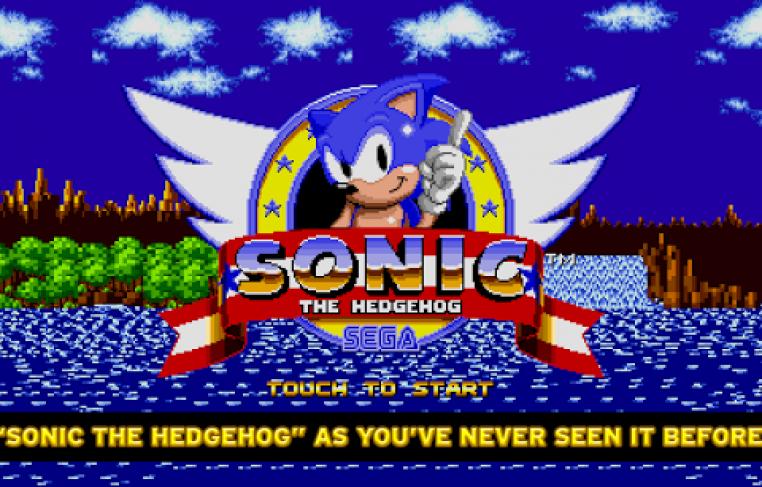 Sonic the Hedgehog Sega Android Game Classic Mobile Nintendo